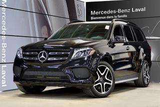 Used 2017 Mercedes-Benz GL550 4MATIC SUV for sale in Laval, QC