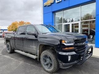 Used 2017 Chevrolet Silverado Chas. Crew 4x4 LT for sale in Gatineau, QC