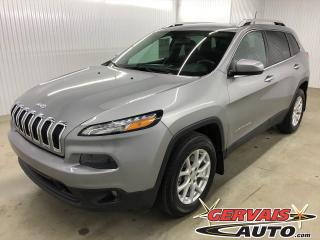 Used 2016 Jeep Cherokee North V6 4x4 MAGS Temps Froid Hitch Caméra for sale in Trois-Rivières, QC