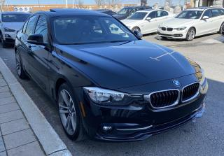 Used 2016 BMW 320 xDrive SPORT LINE! for sale in Dorval, QC