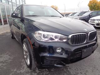 Used 2017 BMW X6 xDrive35i BEAUTIFUL for sale in Dorval, QC