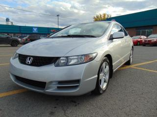Used 2009 Honda Civic *****TRES BAS KILOMÉTRAGE******AUTOMATIQ for sale in St-Eustache, QC