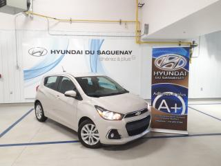 Used 2017 Chevrolet Spark LT/MAGS/GARANTIE DÉMARREUR for sale in Jonquière, QC
