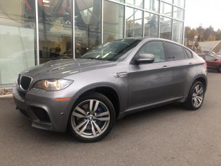 Used 2014 BMW X6 M PKG TOIT  128$/Sem for sale in Ste-Agathe-des-Monts, QC
