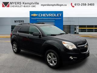 Used 2015 Chevrolet Equinox LT  none for sale in Kemptville, ON