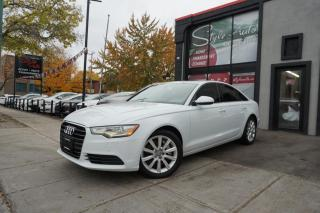 Used 2012 Audi A6 Berline 4 portes quattro 3.0T Premium Pl for sale in Laval, QC