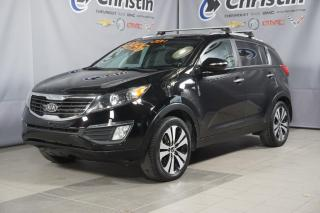 Used 2011 Kia Sportage EX LUXURY AWD CUIR SUNROOF NAVIGATION for sale in Montréal, QC