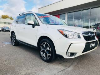 Used 2014 Subaru Forester 2.0XT Touring for sale in Lévis, QC
