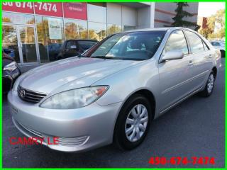 Used 2005 Toyota Camry ** AUTOMATIQUE GROUPE ÉLECTRIQUE ** for sale in Longueuil, QC