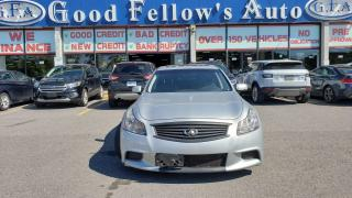 Used 2007 Infiniti G35 SUNROOF, POWER SEATS, HEATED SEATS, LEATHER SEATS for sale in Toronto, ON