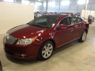 Used 2010 Buick LaCrosse AWD CXL TOIT PANO NAV  48000 km for sale in Longueuil, QC