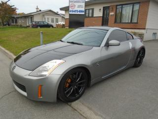 Used 2005 Nissan 350Z for sale in Ancienne Lorette, QC