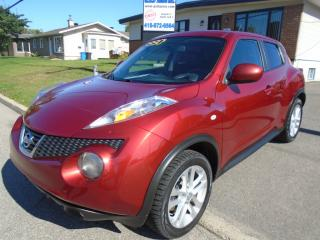 Used 2012 Nissan Juke for sale in Ancienne Lorette, QC