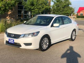 Used 2014 Honda Accord LX for sale in Brampton, ON