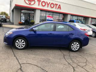 Used 2016 Toyota Corolla S for sale in Cambridge, ON