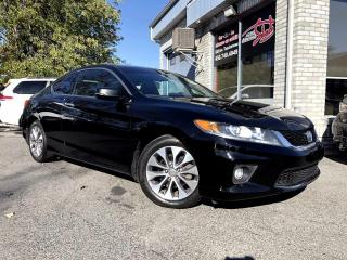 Used 2014 Honda Accord EX COUPE MANUAL TOIT OUVRANT for sale in Longueuil, QC