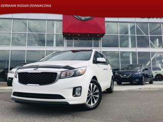 Used 2018 Kia Sedona SX+ *** 107$ / SEMAINE *** GARANTIE INCLUS for sale in Donnacona, QC