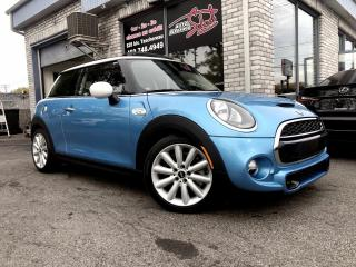 Used 2017 MINI Cooper S Hayon 3 portes S Cuir Navigation Toit Pa for sale in Longueuil, QC