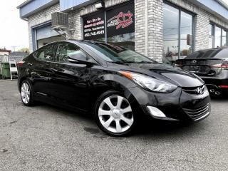 Used 2013 Hyundai Elantra Berline 4 portes, boîte automatique, LIM for sale in Longueuil, QC