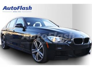 Used 2017 BMW 3 Series 340i 340i X-Drive *M-Sport-Pkg *GPS *Extra-Clean for sale in St-Hubert, QC
