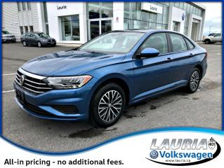Used 2019 Volkswagen Jetta Highline Auto - 1 owner for sale in PORT HOPE, ON