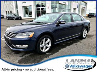 Used 2014 Volkswagen Passat Highline TDI - 0% Financing! for sale in PORT HOPE, ON