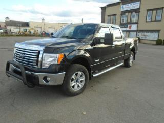 Used 2011 Ford F-150 Cab SuperCrew 4RM 157 po XLT for sale in Mirabel, QC