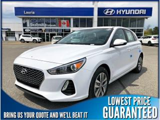 Used 2020 Hyundai Elantra GT Preferred Manual for sale in Port Hope, ON