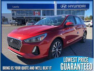 Used 2020 Hyundai Elantra GT Luxury Auto for sale in Port Hope, ON