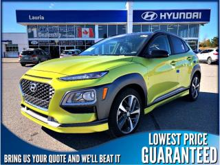 Used 2020 Hyundai KONA 1.6T AWD Trend Auto w/Two-tone paint for sale in Port Hope, ON