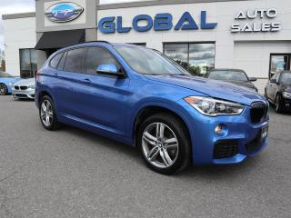 Used 2017 BMW X1 xDrive28i TURBO M-SPORT PKG. for sale in Ottawa, ON