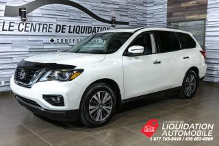 Used 2017 Nissan Pathfinder SL+TOIT+GPS+MAGS+AWD for sale in Laval, QC