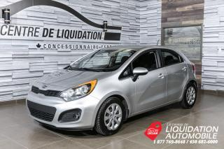 Used 2012 Kia Rio LX+ for sale in Laval, QC