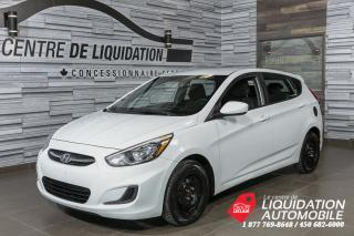 Used 2016 Hyundai Accent L for sale in Laval, QC