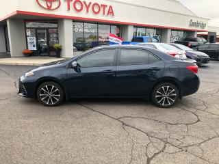 Used 2018 Toyota Corolla SE for sale in Cambridge, ON