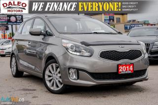 Used 2014 Kia Rondo EX | LEATHER | BACKUP CAM for sale in Hamilton, ON