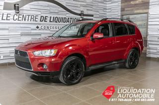 Used 2011 Mitsubishi Outlander XLS+AWD for sale in Laval, QC