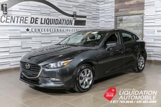 Used 2018 Mazda MAZDA3 Sport GX for sale in Laval, QC