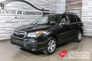 Used 2014 Subaru Forester AWD for sale in Laval, QC