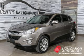 Used 2012 Hyundai Tucson LIMITED+TOIT+CUIR+AWD+MAGS for sale in Laval, QC