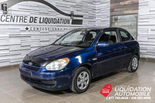 Used 2008 Hyundai Accent for sale in Laval, QC