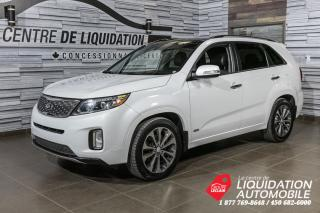 Used 2014 Kia Sorento SX for sale in Laval, QC