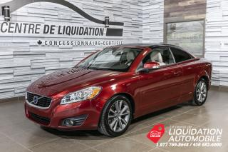 Used 2011 Volvo C70 Convertible (reconstruit) for sale in Laval, QC