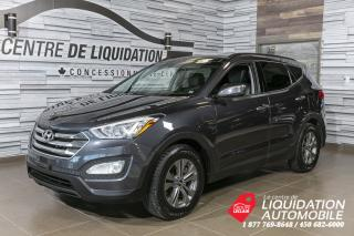 Used 2015 Hyundai Santa Fe Sport Luxury+TOIT+MAGS+AWD for sale in Laval, QC