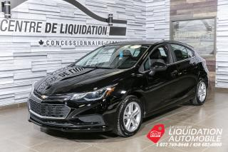 Used 2018 Chevrolet Cruze LT for sale in Laval, QC