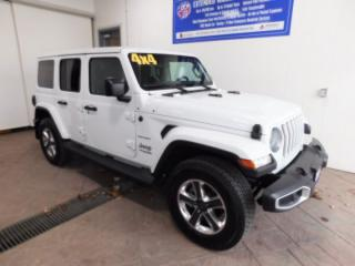 Used 2018 Jeep Wrangler Unlimited Sahara SOFT AND HARD TOP for sale in Listowel, ON