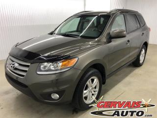Used 2012 Hyundai Santa Fe GL V6 AWD MAGS Bluetooth *Bas Kilométrage* for sale in Shawinigan, QC