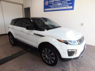 Used 2016 Land Rover Evoque SE LEATHER NAVI PAN SUNROOF for sale in Listowel, ON