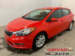 Used 2016 Kia Forte5 LX+ A/C Mags Sièges chauffants Bluetooth *Bas Kilométrage* for sale in Shawinigan, QC