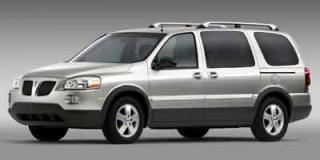 Used 2005 Pontiac Montana Sv6 w/1SB | Remote Start | 3rd Row Seating for sale in Swift Current, SK